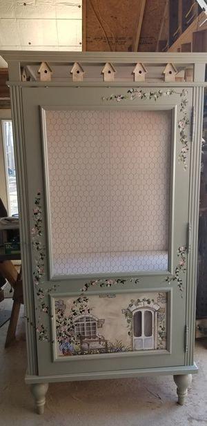 Curio custom made for Sale in Chapel Hill, NC
