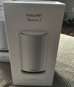 Nokia Wifi Beacon 3 for Sale in Altamonte Springs,  FL