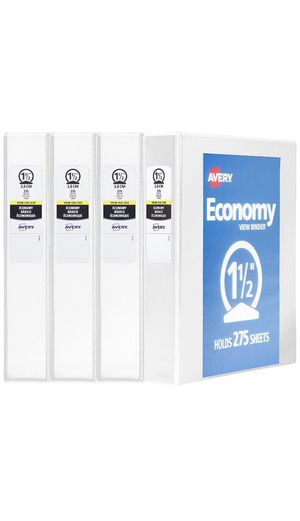 Economy 3 Ring Binder for Sale in Port St. Lucie, FL