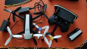 Parrot bebop 2 fpv camera drone for Sale in Marysville, WA