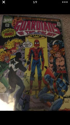 1990 Guardians of the Galaxy Comics for Sale in Selma, TX