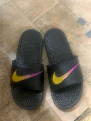 Nike Slides size 10 for Sale in Cabot, AR