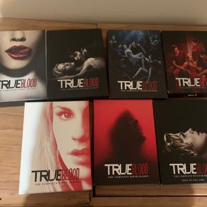 True Blood Seasons 1-7 for Sale in Murfreesboro, TN