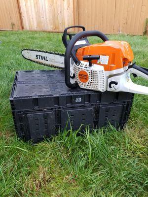 Stihl MS 391 Chainsaw for Sale in Everett, WA