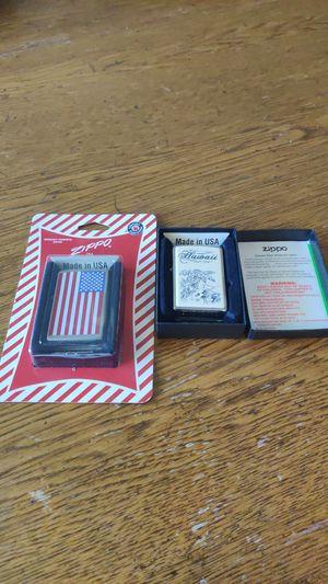 Zippo Lighters - USA & Hawaii - Never Used for Sale in Phoenix, AZ