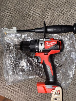 m18 Brushless Hammer Drills new, price is firm/taladro nuevo m18 Brushless no pilas ni cargador precio firme no asepto ofertas for Sale in Escondido, CA
