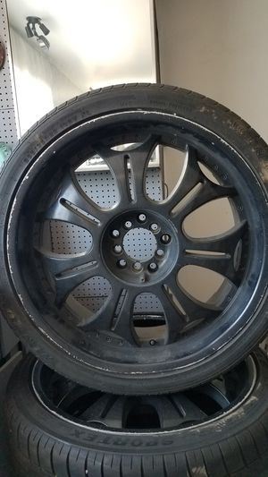 Universal rims for dodge for Sale in Merced, CA