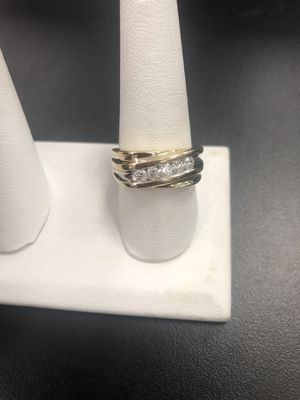14k Yellow Gold wedding ring for Sale in Goodyear, AZ