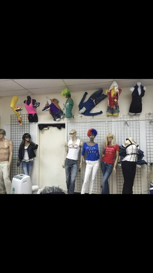 Mannequin $198 each for Sale in Clearwater, FL
