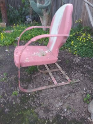 70 year old antique rocking chair still made for Sale in Mountain View, CA