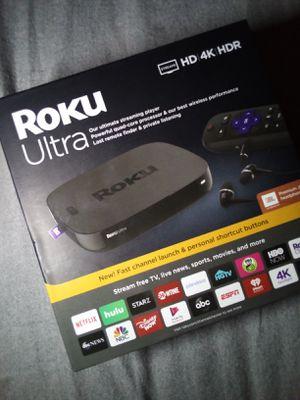 Roku ultra for Sale in El Monte, CA
