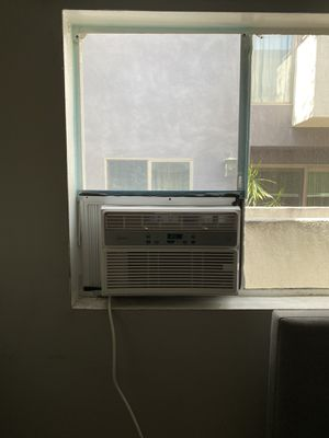 Window AC install up/down/side to side. Plexiglass or plywood for Sale in Los Angeles, CA