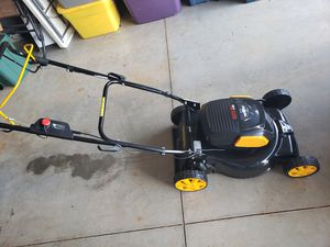 Electric Mower 20 min battery for Sale in Madison Heights, VA