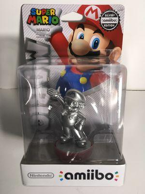 Super Mario Series Silver Mario Edition for Sale in South Gate, CA