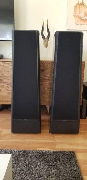 Polk Audio LS-90 Vintage Audiophile Tower Speakers for Sale in Houston, TX