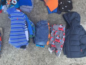 Size 2t boys clothes , 33 items for Sale in Lilburn, GA