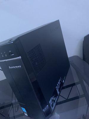 Lenovo computer with Dell monitor for Sale in Miami, FL