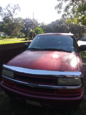 2001 Chevy Blazer will post pictures asap for Sale in Mulberry, FL