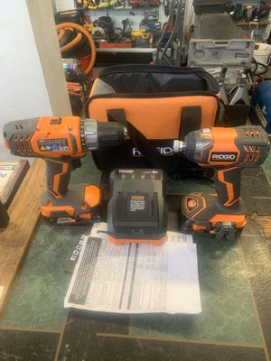 "Ridged 1/2"" drill, 1/4"" impact combo for Sale in Pueblo, CO"