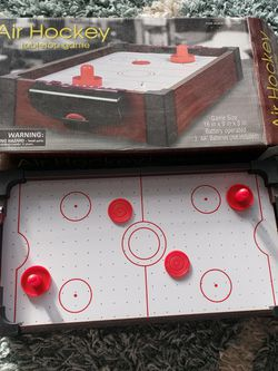 MINI Air Hockey Tabletop Game for Sale in Garden Grove,  CA