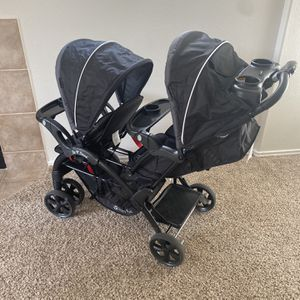 Double Stroller Baby Trend for Sale in Scottsdale, AZ