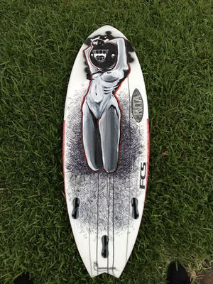 Surfboard 5'6 for Sale in Cooper City, FL