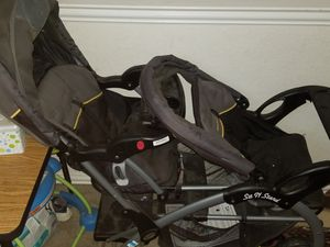Double stroller for Sale in McKinney, TX