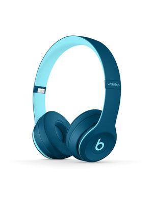 Beats Solo3 Wireless On-Ear Headphones - Beats Pop Collection - Pop Blue Beats by Dr. Dre Model:MRRH2LL/A for Sale in Nashville, TN