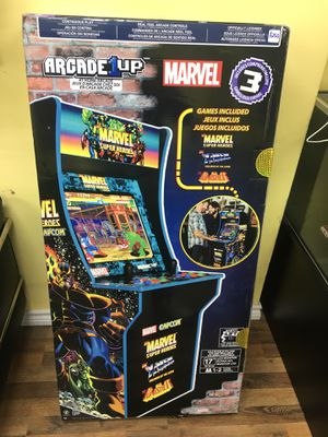 Arcade 1up marvel for Sale in Garland, TX
