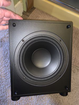 "Definitive Technology 10"" Procinema Prosub 100 Powered Subwoofer for Sale in Portland, OR"