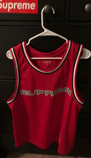 Supreme basketball jerseys (no trade) for Sale in Portland, OR