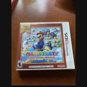 Nintendo Selects: Mario Party: Island Tour 3ds for Sale in Laveen Village, AZ
