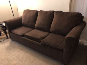 Set of couch of 2 w/ 2 coffe tables for Sale in Manteca, CA