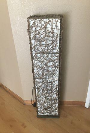 Column Floor Lamp for Sale in Vancouver, WA