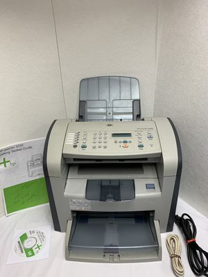 HP LaserJet 3050 All In One Printer Fax With Toner - Tested for Sale in Pelham, NH