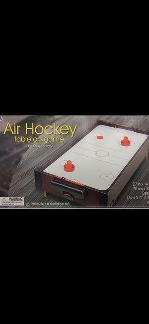 Table top Air hockey for Sale in La Mirada, CA