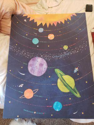 Galaxy wall art for Sale in Brea, CA