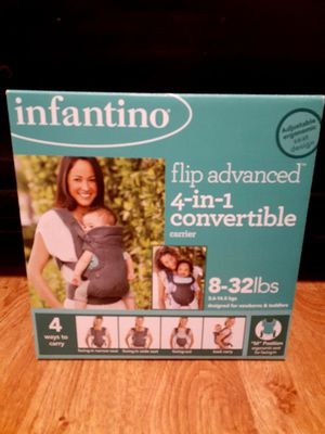 Infantino baby carrier for Sale in Arlington, TX