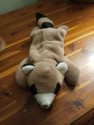 Retired beanie baby..ringo the raccoon for Sale in Williamston, SC