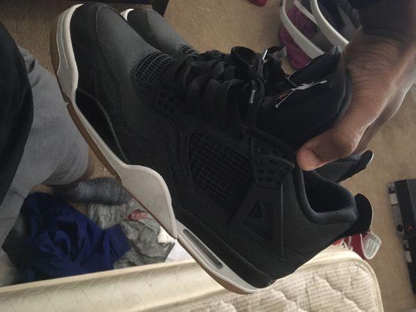 Jordan 4s