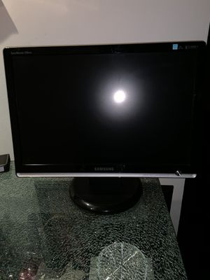 "Samsung 206BW 20"" Monitor for Sale in Los Angeles, CA"