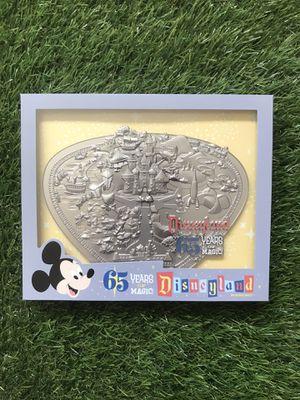 Disney 65th Anniversary Disneyland Park Map Jumbo Pin for Sale in Elk Grove, CA