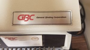 Antique report binding machine for Sale in Los Angeles, CA