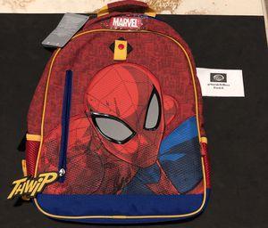 Authentic Disney x Marvel Spider-Man School Backpack for Sale in Elk Grove, CA