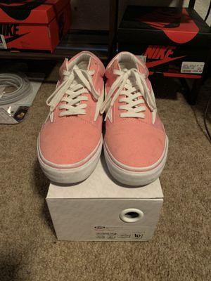 Pink Revenge Vans Size 10 for Sale in Clovis, CA