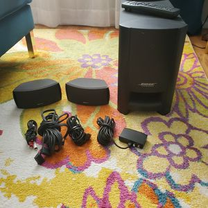 Bose Cinemate Home Theater System for Sale in Alameda, CA