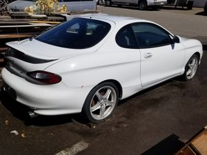98 Tiburon Hyundai as is , as parts $200.00 for Sale in Vista, CA