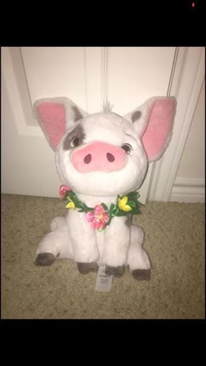 Disney Moana Pig - 2 available $15/ea for Sale in Braintree, MA