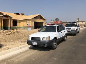2004 Subaru Forester O.B.O for Sale in Reedley, CA
