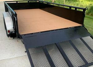 Beautiful PJ Utility Trailer For Sale for Sale in Ithaca, NY